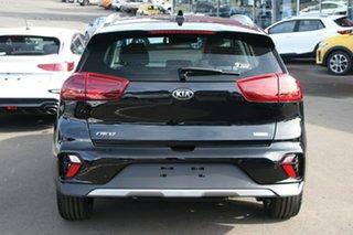 2021 Kia Niro DE 21MY Hybrid DCT 2WD Sport Aurora Black 6 Speed Sports Automatic Dual Clutch Wagon