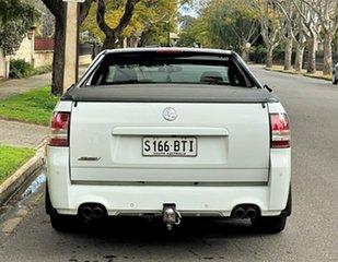 2014 Holden Ute VF MY14 SS V Ute White 6 Speed Manual Utility