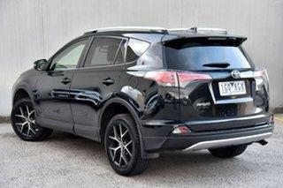 2016 Toyota RAV4 ZSA42R GXL 2WD Black 7 Speed Constant Variable Wagon.
