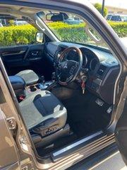 2009 Mitsubishi Pajero NT MY09 Exceed Brown/131009 5 Speed Sports Automatic Wagon