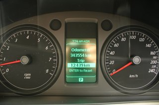 2006 Holden Commodore VE Omega (D/Fuel) Red 4 Speed Automatic Sedan