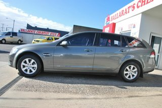 2011 Holden Commodore VE II Omega Grey 6 Speed Automatic Sportswagon.