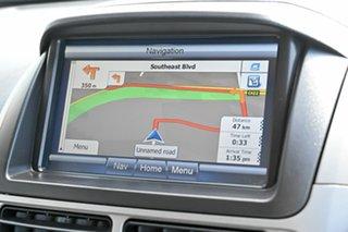 2012 Ford Territory SZ Titanium Seq Sport Shift Brown 6 Speed Sports Automatic Wagon