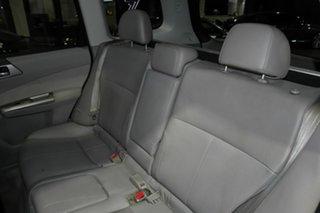 2008 Subaru Forester S3 MY09 XS AWD Premium Black 4 Speed Sports Automatic Wagon
