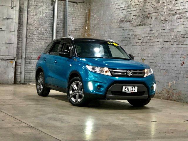 Used Suzuki Vitara LY RT-S 2WD Mile End South, 2016 Suzuki Vitara LY RT-S 2WD Blue 6 Speed Sports Automatic Wagon