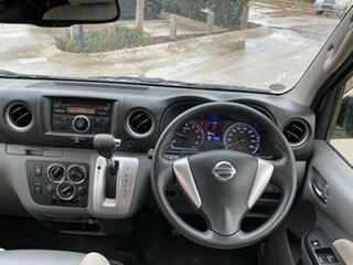 2012 Nissan Caravan Black Automatic Wagon.