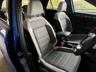 2021 Volkswagen T-ROC A1 MY21 140TSI DSG 4MOTION Sport Blue 7 Speed Sports Automatic Dual Clutch