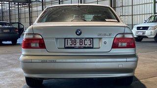 2002 BMW 5 Series E39 MY02 525i Steptronic High-line Executive Silver 5 Speed Sports Automatic Sedan