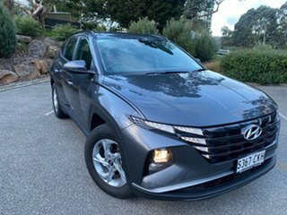2021 Hyundai Tucson NX4.V1 MY22 2WD Grey 6 Speed Automatic Wagon.