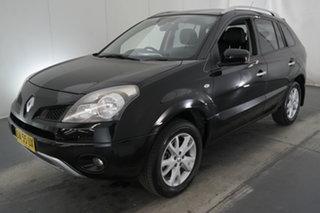 2011 Renault Koleos H45 MY11 Dynamique Black 1 Speed Constant Variable Wagon.