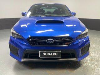 2017 Subaru WRX V1 MY17 STI AWD Blue 6 Speed Manual Sedan.
