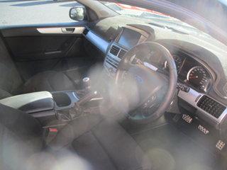 2013 Ford Falcon FG MK2 XR6 Grey 6 Speed Manual Sedan