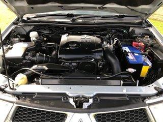 2011 Mitsubishi Challenger PB (KH) MY12 30th Anniversary Silver 5 Speed Sports Automatic Wagon