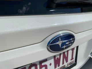 2016 Subaru Impreza G4 MY16 2.0i Lineartronic AWD Premium White 6 Speed Constant Variable Hatchback