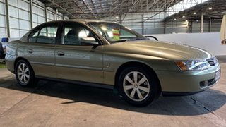 2004 Holden Commodore VY II Equipe Gold 4 Speed Automatic Sedan.