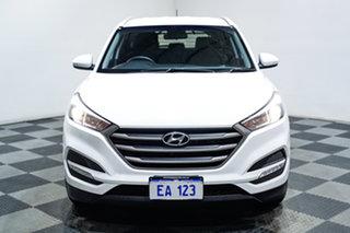 2016 Hyundai Tucson TLe MY17 Active AWD White 6 Speed Sports Automatic Wagon.