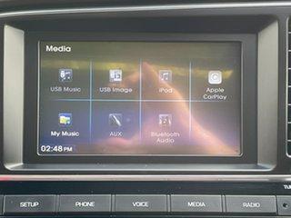 2016 Hyundai Elantra AD MY17 SR DCT Turbo Black 7 Speed Sports Automatic Dual Clutch Sedan