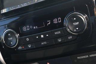 2015 Mitsubishi Triton MQ MY16 GLS Double Cab Black 5 Speed Sports Automatic Utility