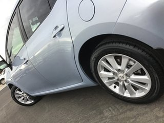 2008 Toyota Corolla ZRE152R Conquest Blue 4 Speed Automatic Hatchback