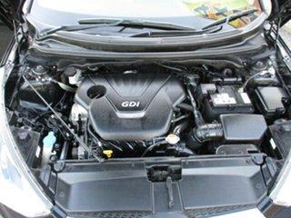 2012 Hyundai Veloster PLUS Black 4 Speed Automatic Hatchback