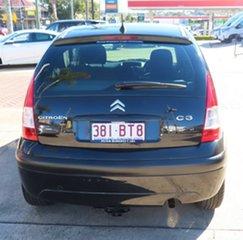 2007 Citroen C3 MY08 HDi Exclusive Black 5 Speed Manual Hatchback