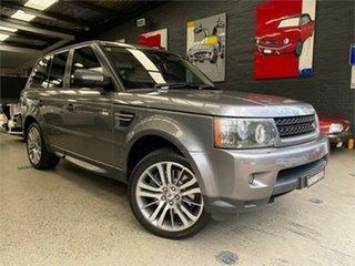 2010 Land Rover Range Rover Sport L320 TDV6 Stornoway Grey Sports Automatic Wagon.