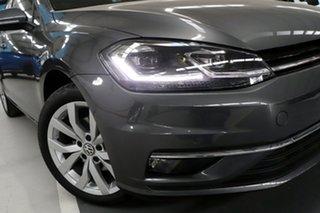 2019 Volkswagen Golf AU MY20 110 TSI Highline Grey 7 Speed Auto Direct Shift Hatchback.