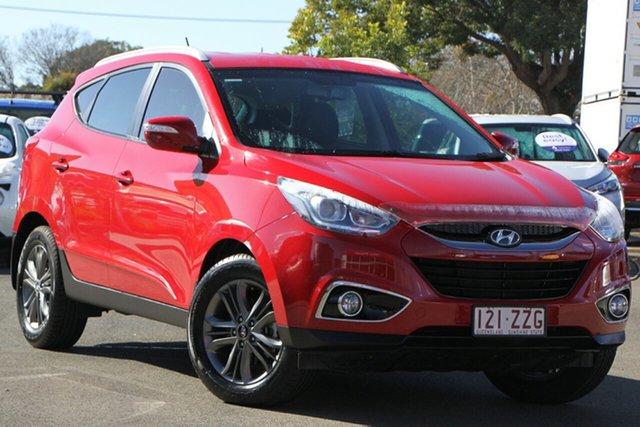 Used Hyundai ix35 LM3 MY15 SE Toowoomba, 2015 Hyundai ix35 LM3 MY15 SE Red 6 Speed Sports Automatic Wagon