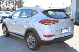 2018 Hyundai Tucson TL MY18 Active X 2WD Billet Silver 6 Speed Sports Automatic Wagon