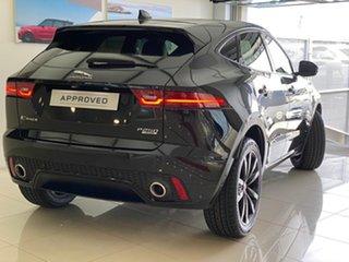 2018 Jaguar E-PACE X540 18MY Standard R-Dynamic S Black 9 Speed Sports Automatic Wagon.