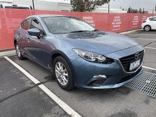 2014 Mazda 3 BM5278 Maxx SKYACTIV-Drive Blue 6 Speed Sports Automatic Sedan.