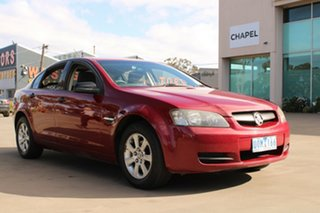 2006 Holden Commodore VE Omega (D/Fuel) Red 4 Speed Automatic Sedan.