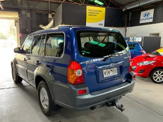 2002 Hyundai Terracan Blue 5 Speed Manual Wagon