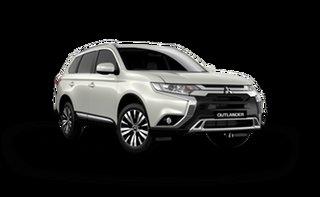 2021 Mitsubishi Outlander ZL MY21 LS AWD Starlight 6 Speed Sports Automatic Wagon.
