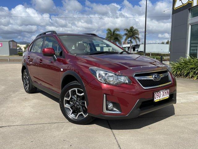 Used Subaru XV G4X MY17 2.0i Lineartronic AWD Special Edition Townsville, 2016 Subaru XV G4X MY17 2.0i Lineartronic AWD Special Edition Red/270417 6 Speed Constant Variable