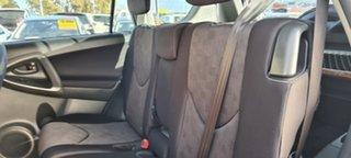 2012 Toyota RAV4 ACA33R MY12 CV Blue 4 Speed Automatic Wagon