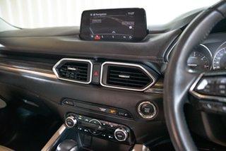 2017 Mazda CX-5 KE1022 Akera SKYACTIV-Drive i-ACTIV AWD Black 6 Speed Sports Automatic Wagon