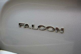 2008 Ford Falcon FG R6 Silver 5 Speed Auto Seq Sportshift Utility