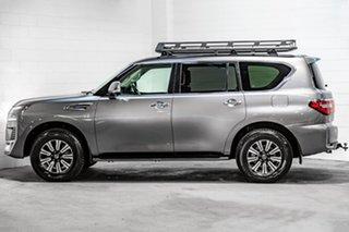2019 Nissan Patrol Y62 Series 5 MY20 TI-L Grey 7 Speed Sports Automatic Wagon