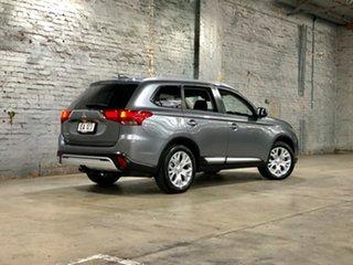 2020 Mitsubishi Outlander ZL MY20 ES 2WD Grey 6 Speed Constant Variable Wagon