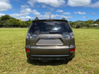 2011 Mitsubishi Outlander ZH MY12 LS (FWD) Brown 5 Speed Manual Wagon