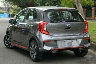 2021 Kia Picanto JA MY21 GT-Line Astro Grey 4 Speed Automatic Hatchback.