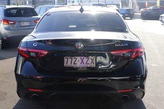 2017 Alfa Romeo Giulia Veloce Black 8 Speed Sports Automatic Sedan.