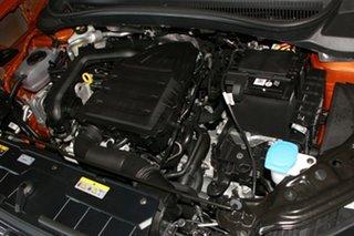 2020 Volkswagen T-Cross C1 MY21 85TSI DSG FWD Style Energetic Orange 7 Speed