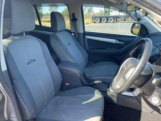 2017 Isuzu MU-X MY16.5 LS-U Rev-Tronic 4x2 Obsidian Grey 6 Speed Sports Automatic Wagon