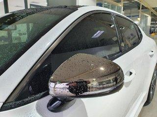 2019 Kia Stinger CK MY19 GT Fastback White 8 Speed Sports Automatic Sedan