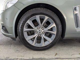 2015 Holden Calais VF II MY16 V Sportwagon Grey 6 Speed Sports Automatic Wagon