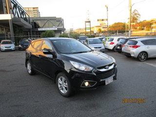 2013 Hyundai ix35 LM MY13 SE (FWD) Black 6 Speed Automatic Wagon.