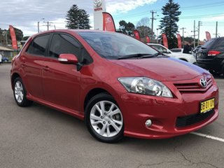 2012 Toyota Corolla ZRE182R Levin ZR Red 6 Speed Manual Hatchback.