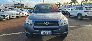 2012 Toyota RAV4 ACA33R MY12 CV Blue 4 Speed Automatic Wagon.